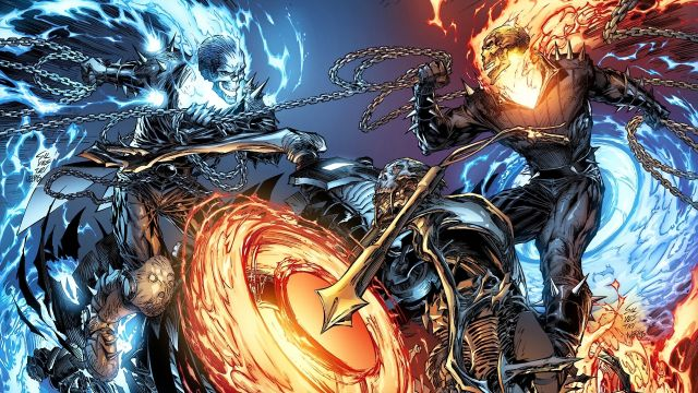 Ghost Rider Origins and Evolutions