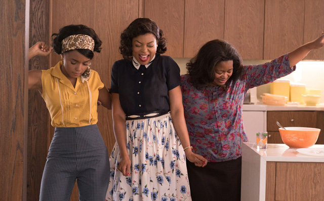 Hidden Figures Trailer Featuring Taraji P. Henson, Octavia Spencer & Janelle Monae