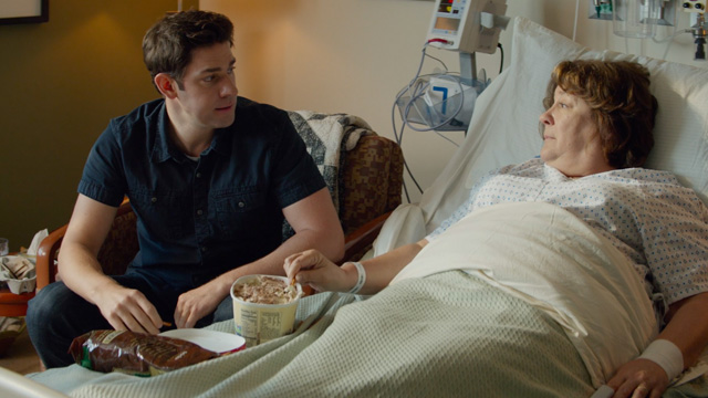 CS Interview: John Krasinski Gets Personal with The Hollars