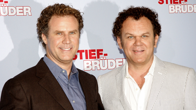 Will Ferrell and John C. Reilly Are Holmes and Watson