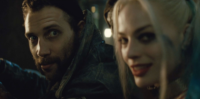 Captain Boomerang is a member of the Suicide Squad.
