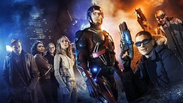 DC's Legends of Tomorrow TV Spot Features Stargirl and Reverse-Flash!