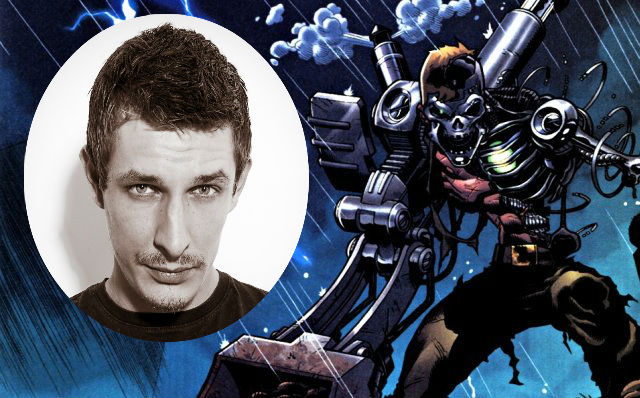 Metallo To Be Played By Frederick Schmidt On Supergirl