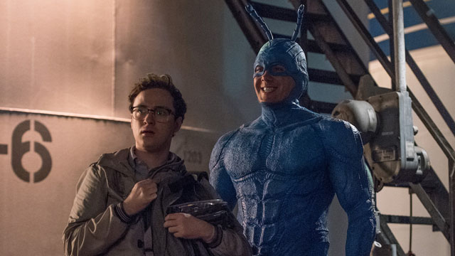 Amazon Studios has revealed new photos from their upcoming The Tick series.
