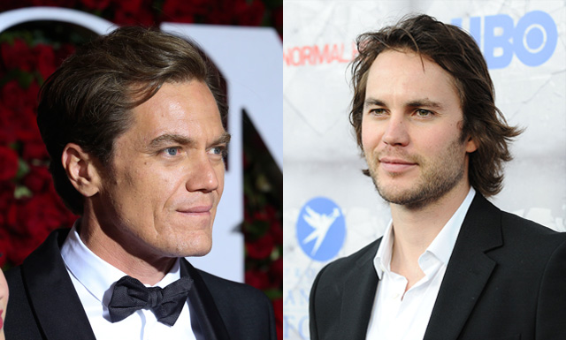 Michael Shannon and Taylor Kitsch to Star in Waco Texas Siege Series