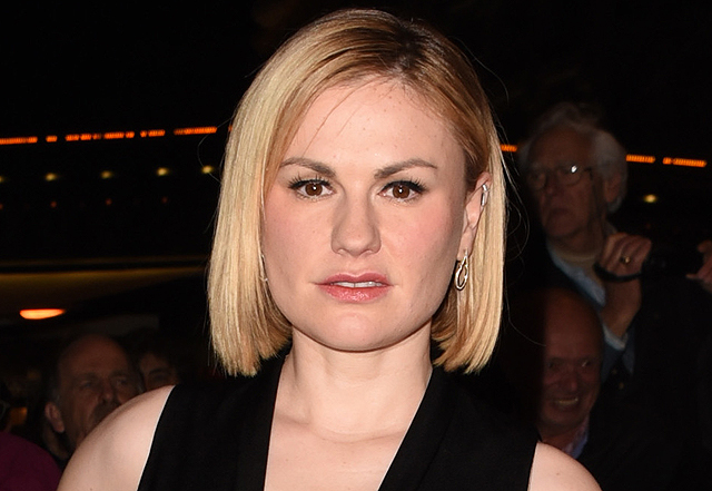 Anna Paquin to Star in Netflix Miniseries Alias Grace