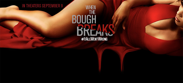 The New When the Bough Breaks Trailer Hits