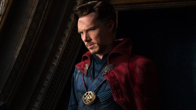Go behind the scenes of the Doctor Strange set!
