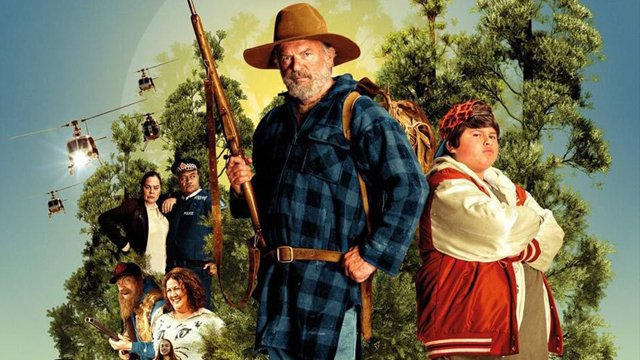 Watch the first ten minutes of Taika Waititi's Hunt for the Wilderpeople.