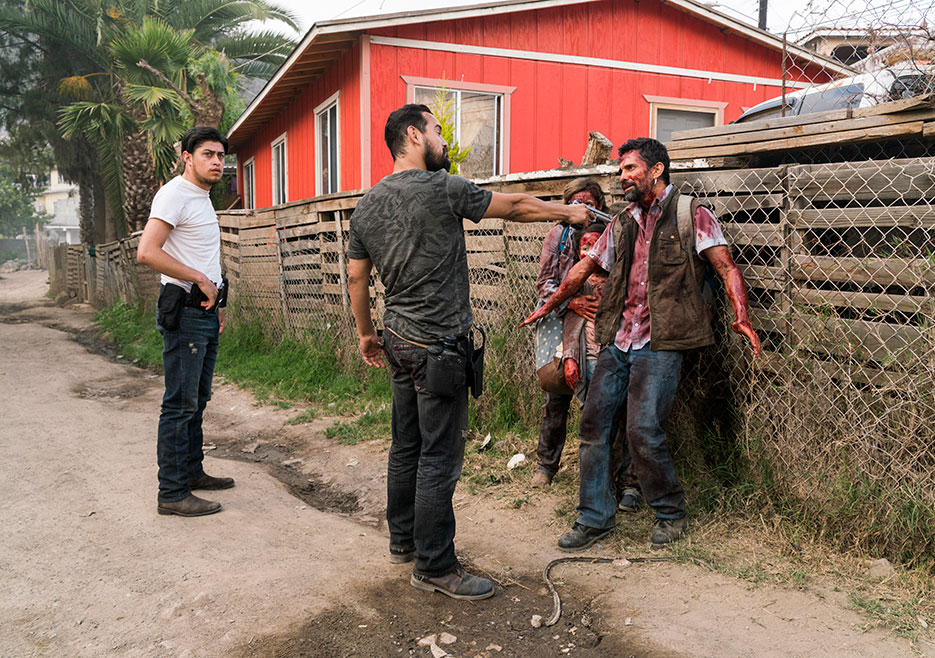 Fear the Walking Dead Episode 212 Recap: Pillars of Salt