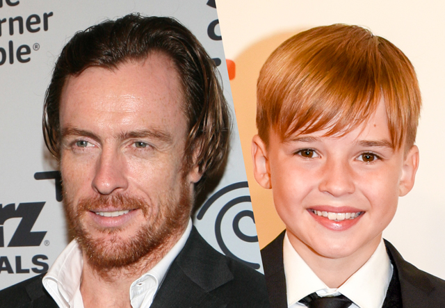 Toby Stephens & Maxwell Jenkins Join Netflix's Lost in Space Remake