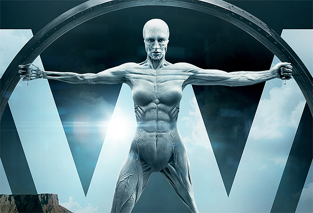 HBO's Westworld Key Art Gives Us an Anatomy Lesson