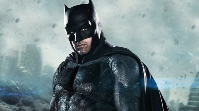 Ben Affleck Talks Development of Solo Batman Film.