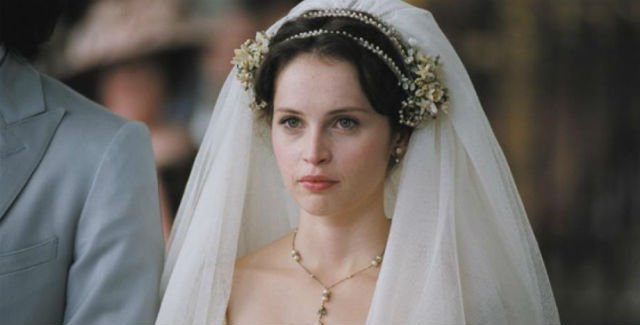 The Felicity Jones movies spotlight continues with Cheri.