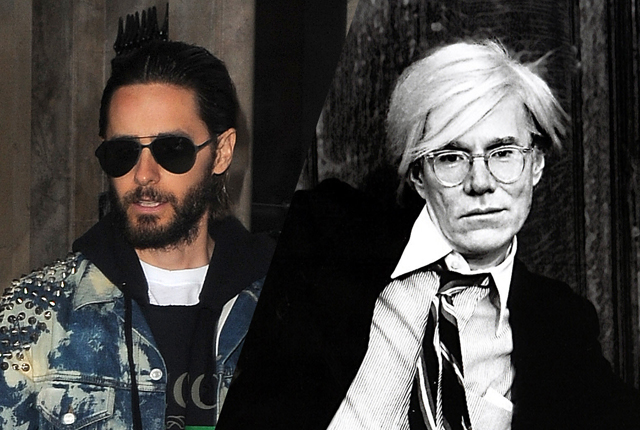 Jared Leto to Star in Andy Warhol Biopic for Terrence Winter