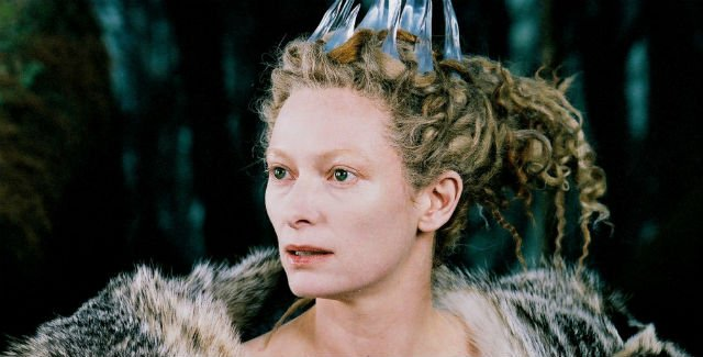 One of the best known Tilda Swinton movies is The Lion, The Witch and the Wardrobe.