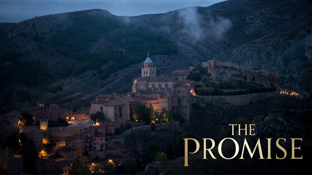 The Promise Trailer Featuring Isaac, Le Bon and Bale