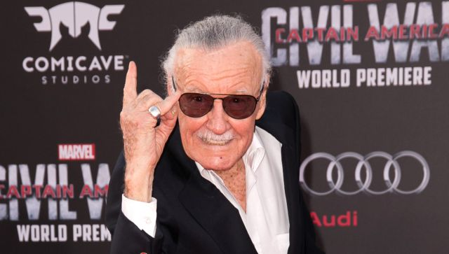 Fox Acquires Stan Lee's Life Rights to Make Action-Adventure Movie