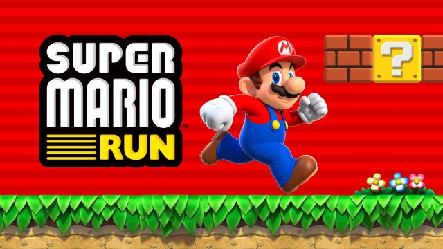 Super Mario Run Announced for December Debut on iPhone and iPad