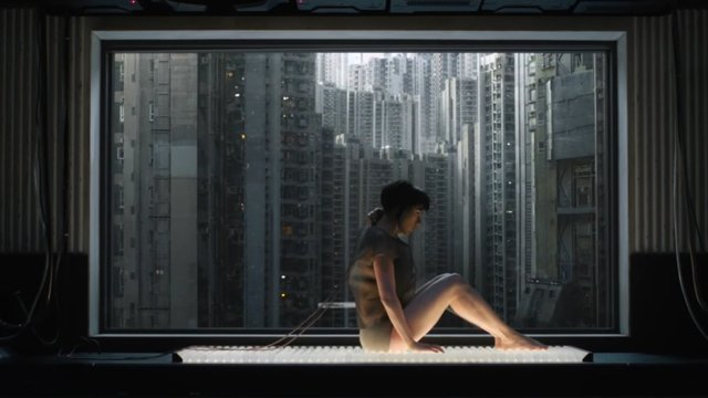 Watch five different brief Ghost in the Shell teasers!