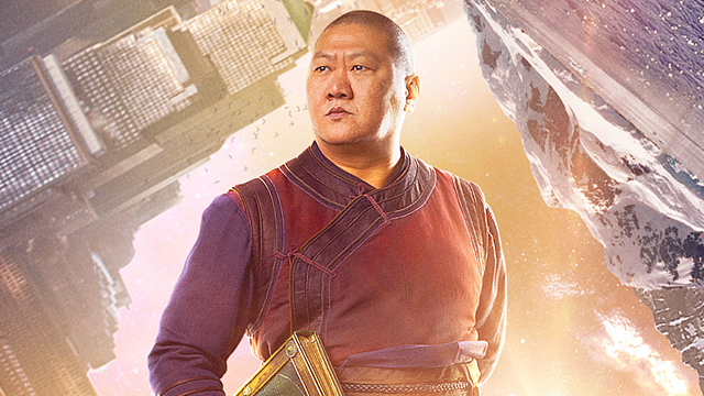 We spoke with Benedict Wong on the Doctor Strange set.
