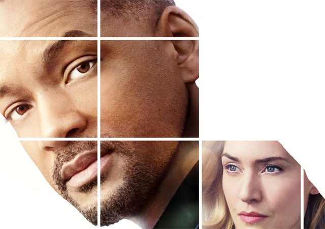 Will Smith in the New Collateral Beauty Poster