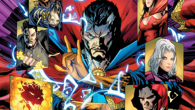 Here's the Doctor Strange characters we want to see on the big screen!