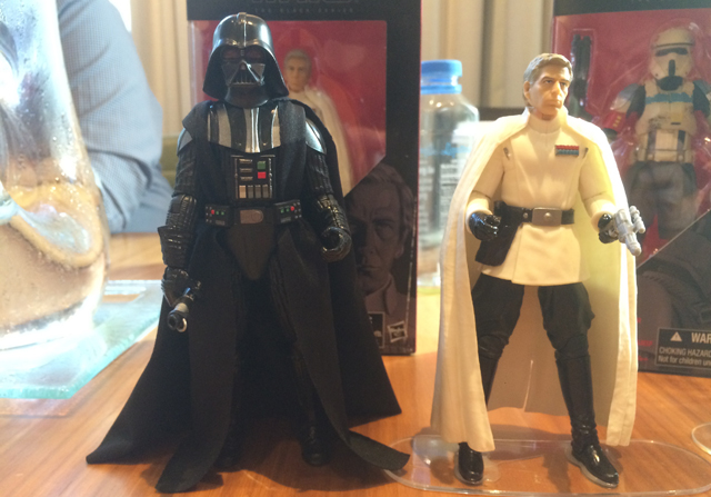 Over 75 Hasbro Star Wars & Marvel Photos from NYCC