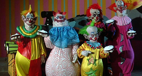5 Flicks That Validate Your Fear of Clowns