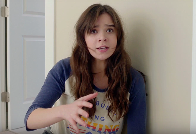 Edge of Seventeen Red Band Trailer is Here