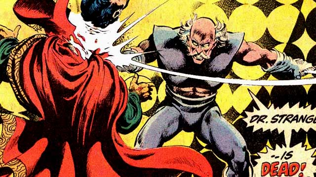 Here's another of the classic Doctor Strange characters that we'd like to see in film.