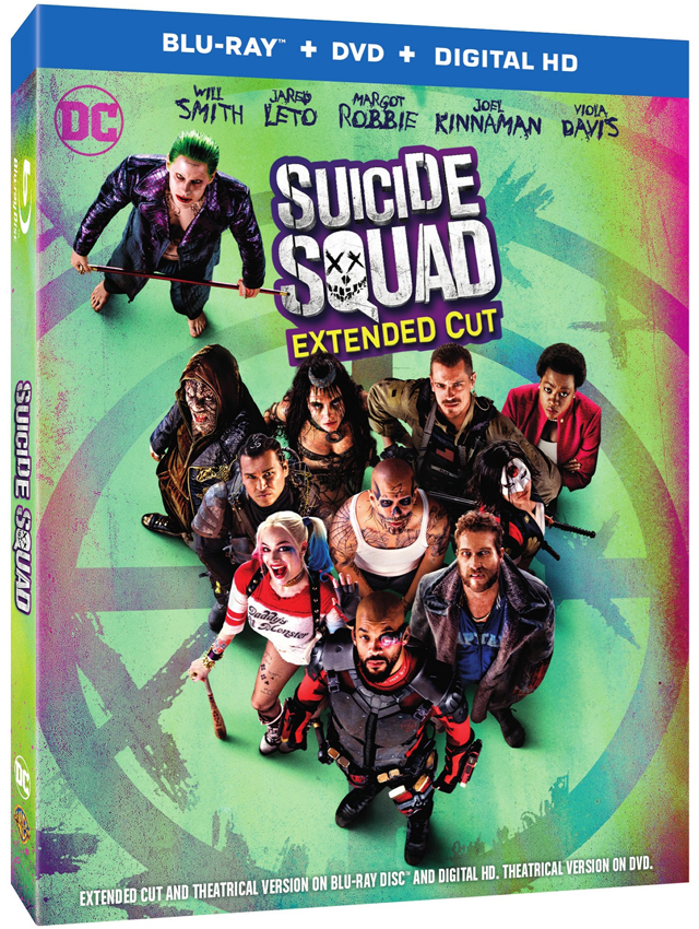 The Suicide Squad Extended Cut Trailer is Here!