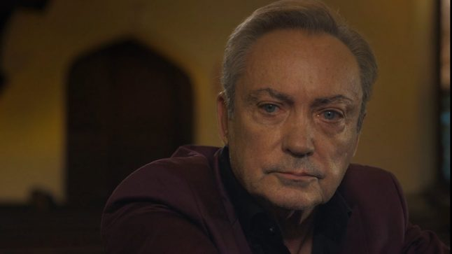 Legendary German/American actor Udo Kier discusses his new film Courier-X and touches on his long, diverse career