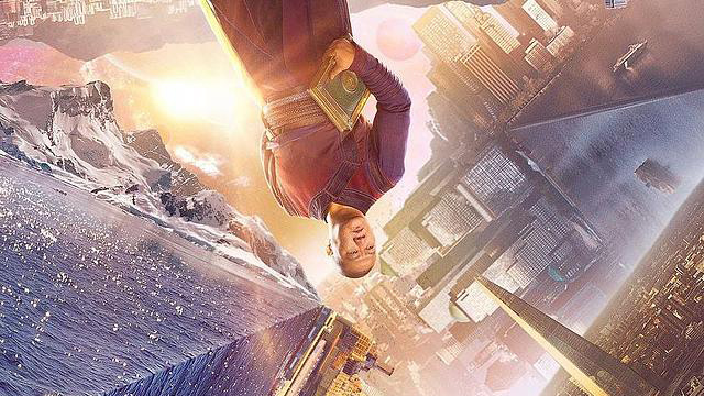 Doctor Strange IMAX Preview Teases a Marvel Cinematic Multiverse.