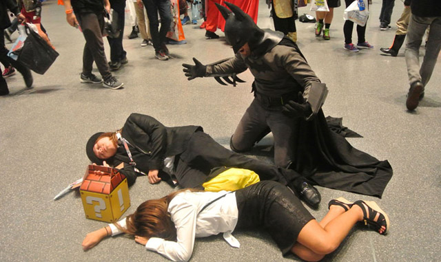 99 Cosplay Photos from the 2016 New York Comic Con