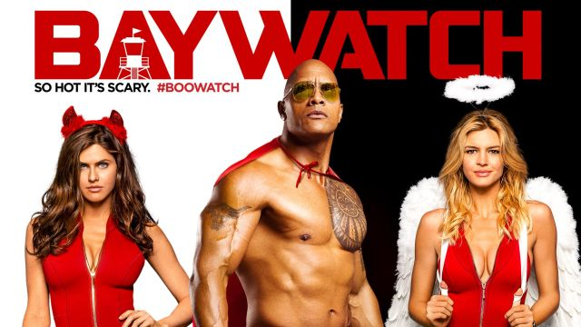 The Baywatch Cast Has Halloween Treats in New Promo Photos
