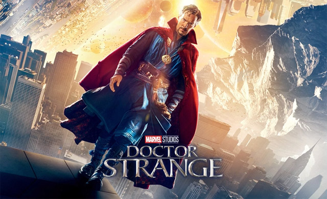 Listen to the Doctor Strange Main Theme by Michael Giacchino