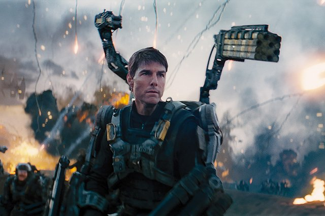 Edge of Tomorrow 2 is a Sequel AND a Prequel