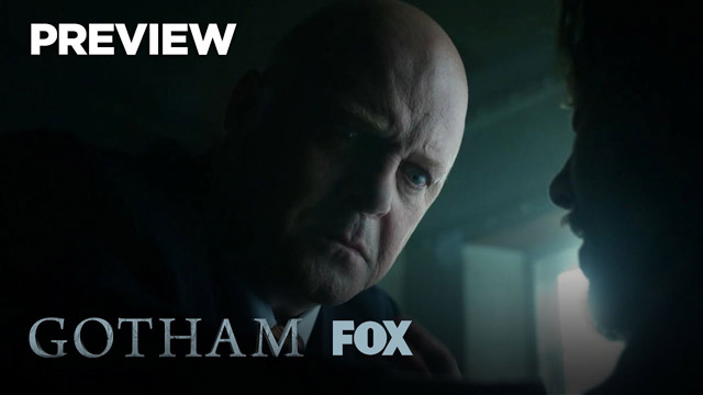 Barnes is Going Mad in the Gotham Episode 3.08 Preview