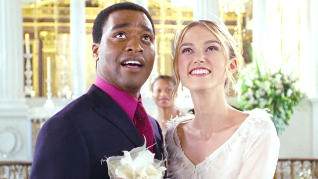 Love, Actually is another of the best loved Chiwetel Ejiofor movies.
