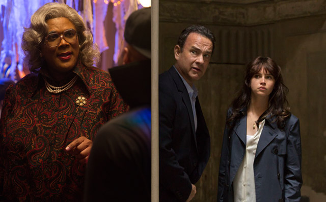 Tyler Perry's Madea Holds Off Inferno, Doctor Strange Big Overseas