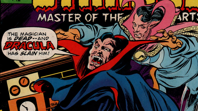 Here's another one of the best Doctor Strange stories.