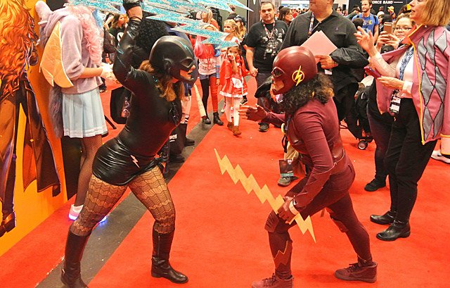 The Final Round of 2016 New York Comic Con Cosplay Photos