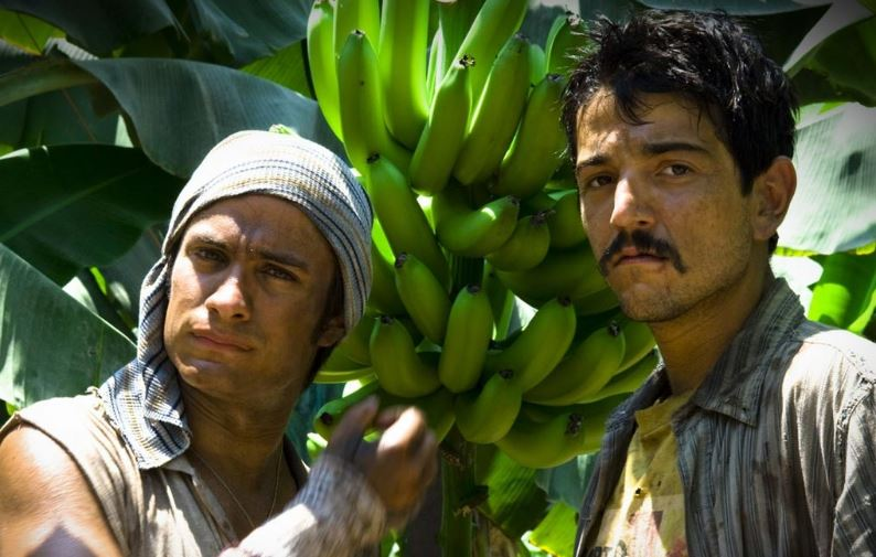 Our Diego Luna movies list continues with Rudo y Cursi.