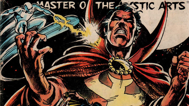 A Separate Reality is another one of the great Doctor Strange stories.