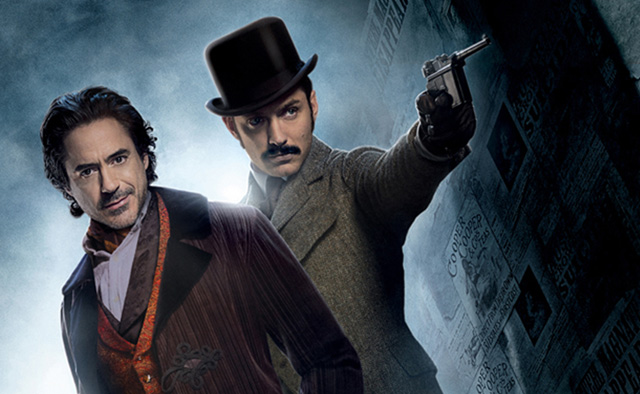 Sherlock Holmes 3 Moving Forward with Writers' Room Robert Downey Jr Facebook