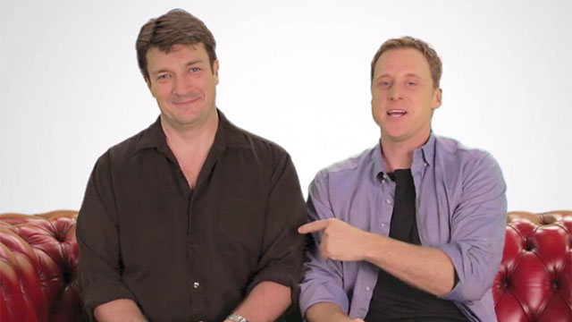 The Alan Tudyk movies list also includes the actor's popular web series, Con Man.