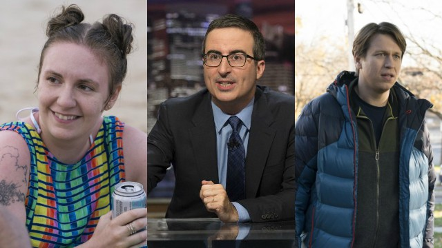 HBO Announces Premiere Dates for Girls Season 6, Last Week Tonight's Return