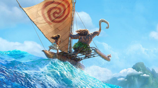 Explore Disney's Latest with Moana Directors Ron Clements and John Musker and star Auli'i Cravalho. Auli'i Cravalho voices Moana. It's Auli'i Cravalho's first film!