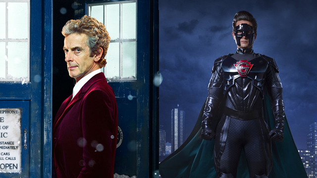 Doctor Who Christmas Special 2016.Doctor Who 2016 Christmas Special Heads To Theaters